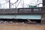 Rt 74 Bridge  Closed