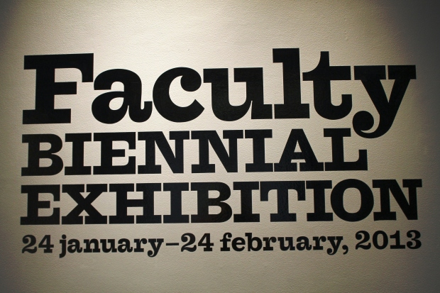 Faculty EXH 2013