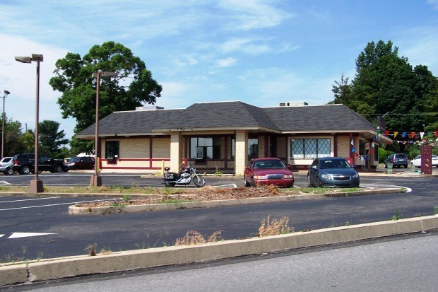 Remember when this was McDonald's?