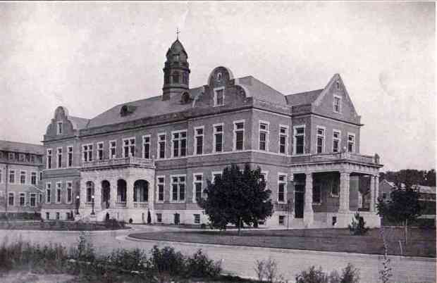 Administration Building Early 1900's