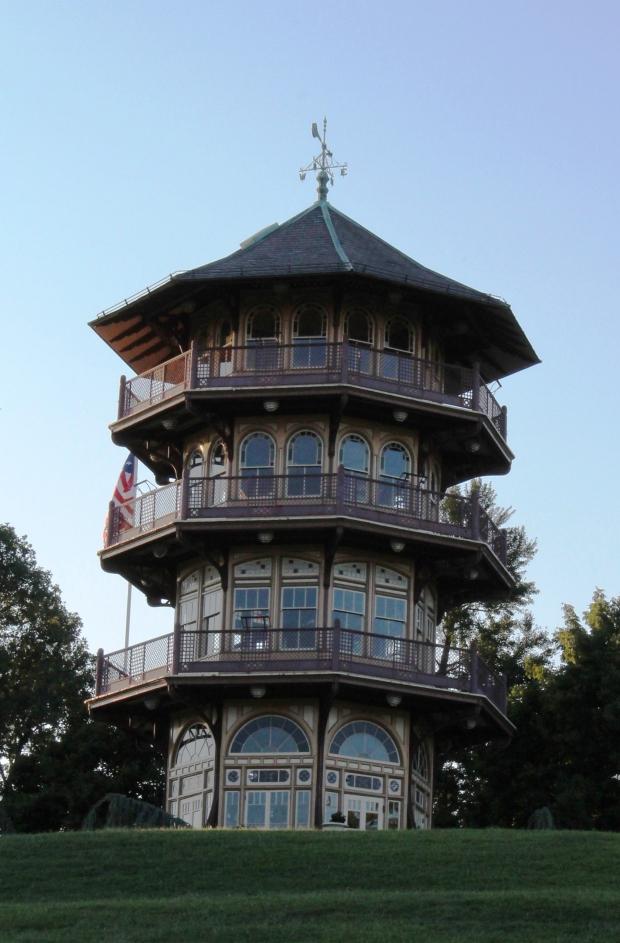 The Pagoda 2013