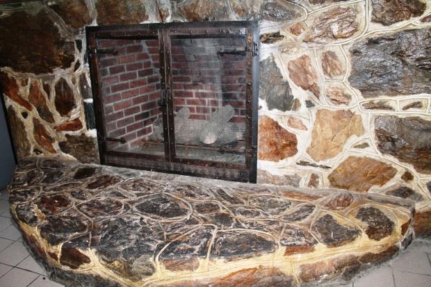 Jojo fireplace