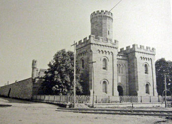 Original York Jail Castle Pre 1906.